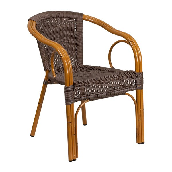 Easterling Patio Chair by Bay Isle Home