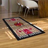 NBA - Chicago Bulls NBA Court Runner Doormat by FANMATS
