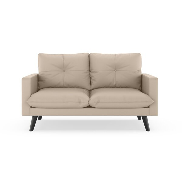 Craighead Vegan Loveseat by Corrigan Studio