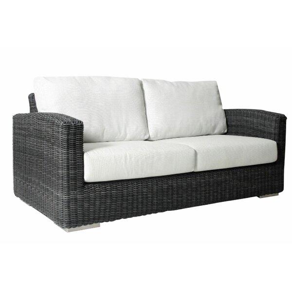 Peninsula Sofa with Cushions by E9-Halo