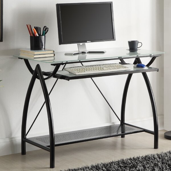 Bonita Computer Desk by Symple Stuff