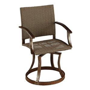 Urban Swivel Dining Arm Chair