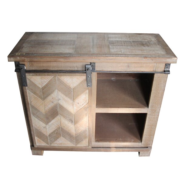 Carnasheeran 2 Door Accent Cabinet by Gracie Oaks