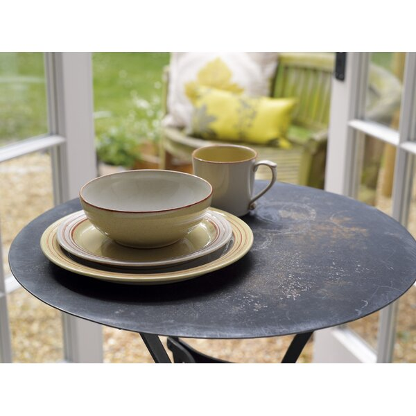 Heritage Veranda 4 Piece Place Setting, Service for 1 by Denby