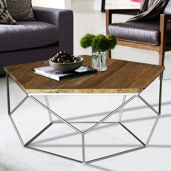 Tuoi Sled Coffee Table By Wrought Studio