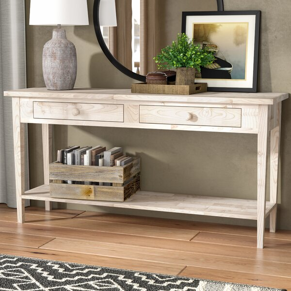 Prattsburgh Console Table by Loon Peak