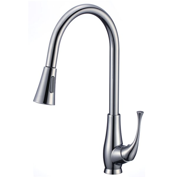 Single Handle Deck Mounted Faucet by American Imaginations