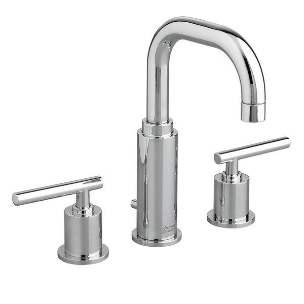 Serin Double Handle Widespread Bathroom Faucet