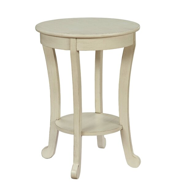 Stromsburg End Table With Storage By Ophelia & Co. Wonderful