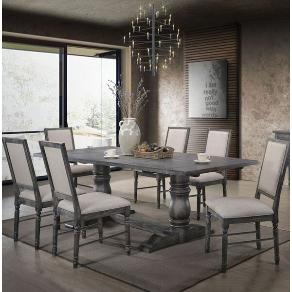 Ashly 7 Pieces Dining Set by Ophelia & Co. Ophelia & Co.