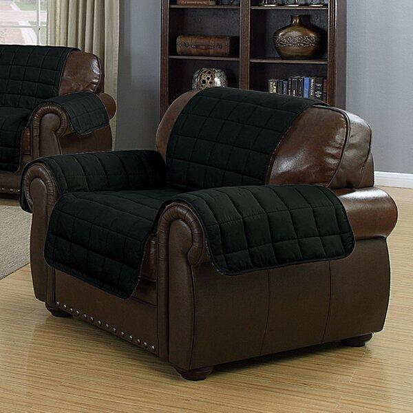 Box Cushion Armchair Slipcover by Red Barrel Studio