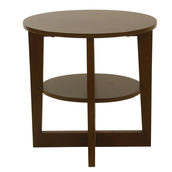 Hagberg End Table by Latitude Run