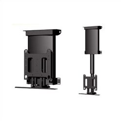 Automated Fixed Universal Floor Stand Mount for 31 - 61 Flat Panel Screens by Chief Manufacturing