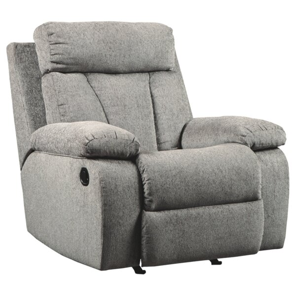 Evelina Manual Rocker Recliner by Red Barrel Studio
