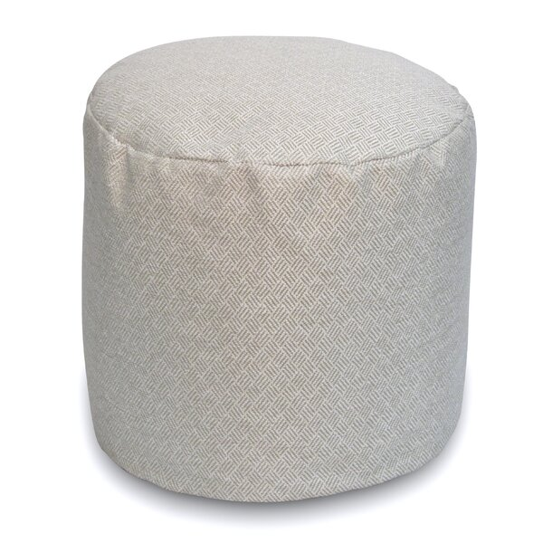 Round Pouf by The 1st Chair