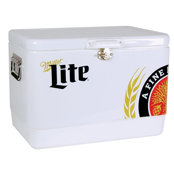 Miller Light Picnic Cooler by Koolatron