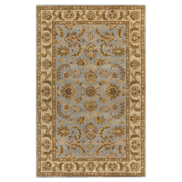 Plemmons Light Blue Area Rug by Three Posts