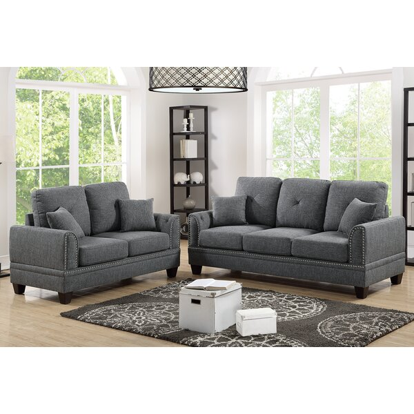 Findlay 2 Piece Living Room Set By Charlton Home