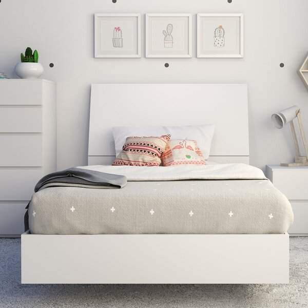 Adalheid Twin Platform Bed by Mack & Milo