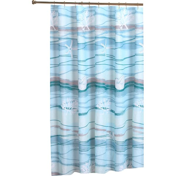 Cosmo Shower Curtain by Beachcrest Home