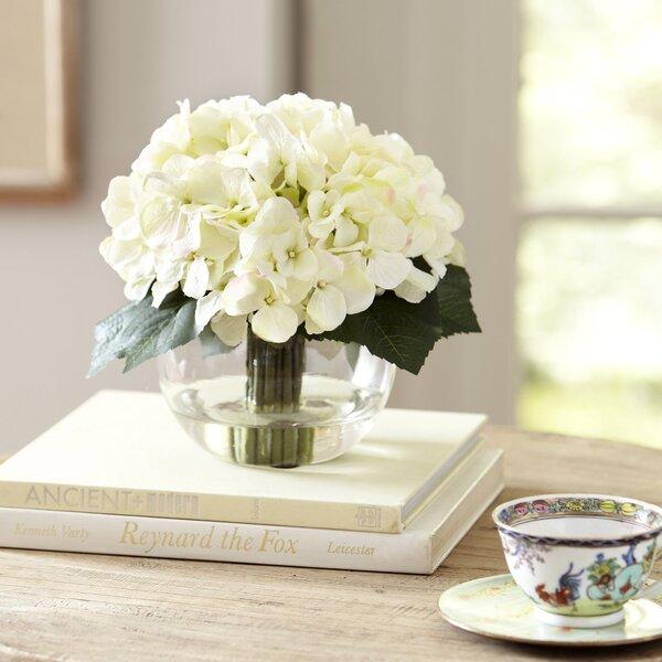 White Hydrangea Bouquet by Birch Lane™