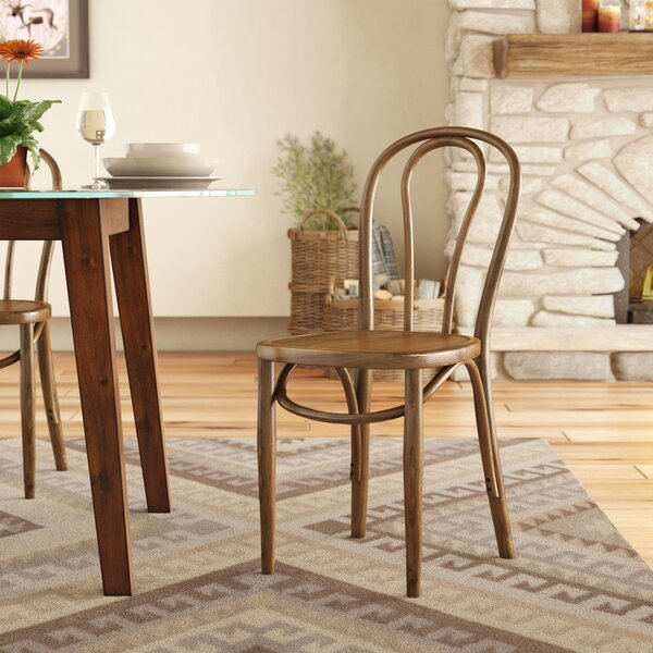 Matthew Solid Wood Dining Chair by Loon Peak