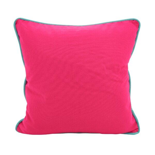 Hunnicutt Accent Cotton Throw Pillow by Wrought Studio