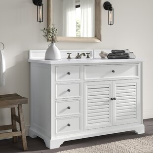 Best Price Osmond 48 Single Bathroom Vanity Set By Greyleigh