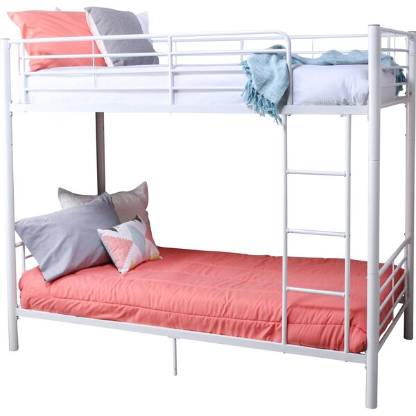 Malia Twin over Twin Bunk Bed by Viv + Rae