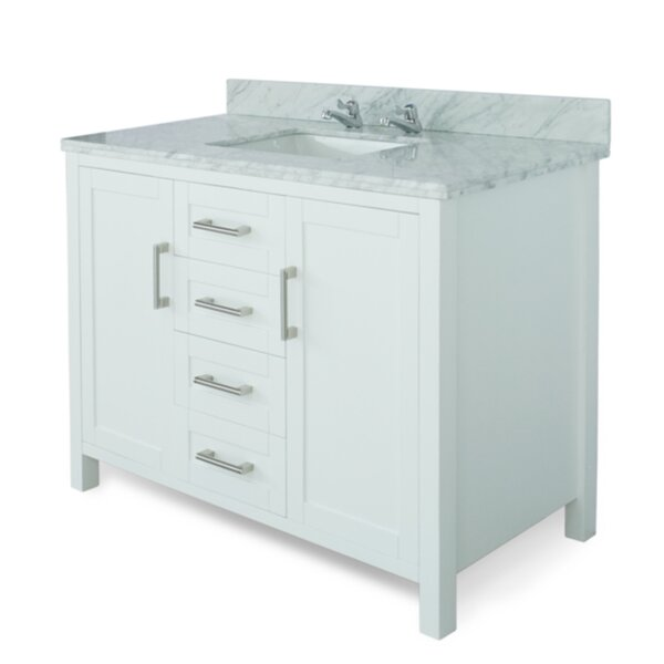 Hodgeman 48 Single Vanity Set by Latitude Run