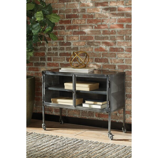 Carreno 2 Door Accent Cabinet by Williston Forge