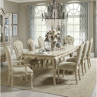 Online Reviews Mitzel Dining Table By House of Hampton