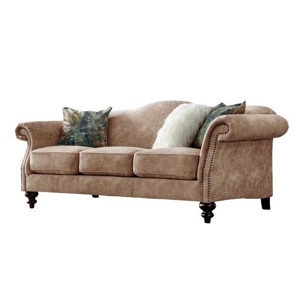 New Hartford Mid Century Sofa By Fleur De Lis Living Purchase