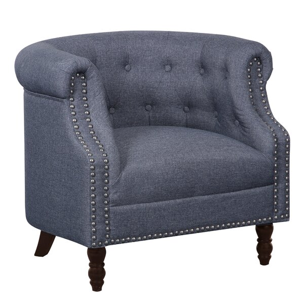 Stotfold Chesterfield Chair by Charlton Home