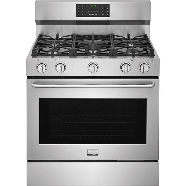 36 Free-standing Gas Range by Frigidaire