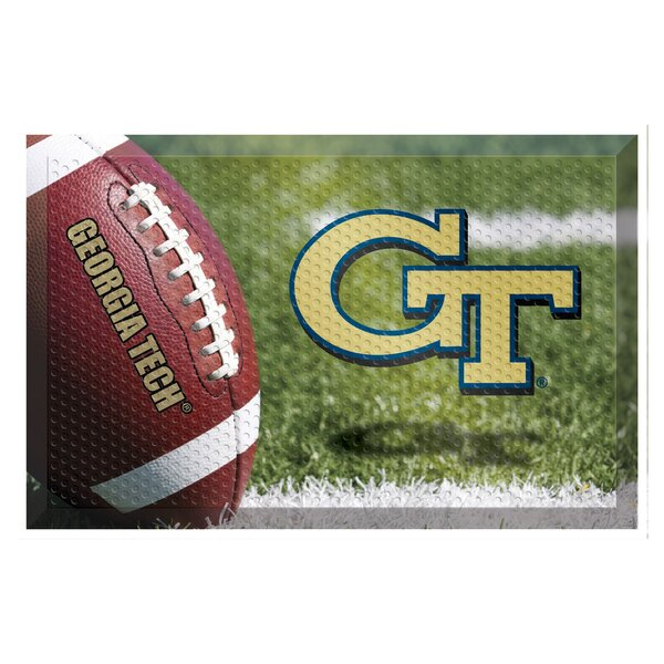 Georgia Tech Doormat by FANMATS