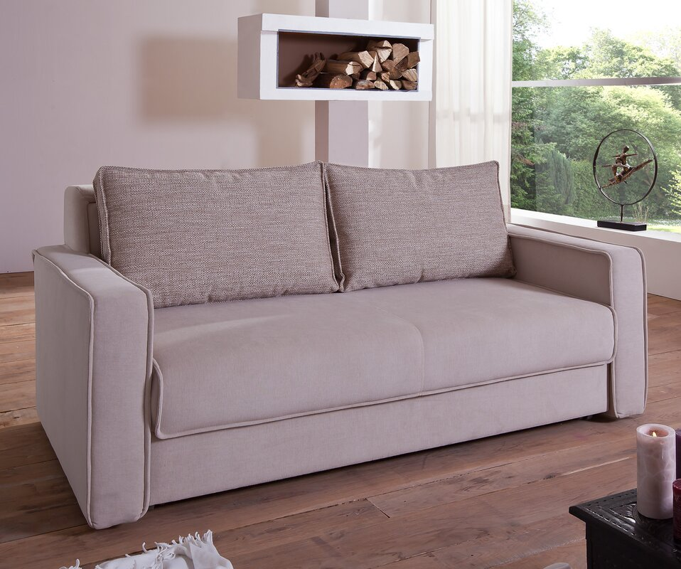 goldammer co s r o 2 sitzer schlafsofa verona plus. Black Bedroom Furniture Sets. Home Design Ideas