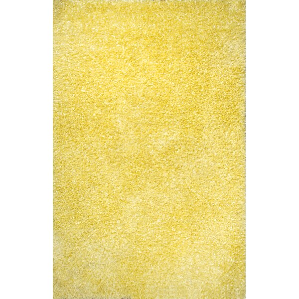 Fantasia Yellow Area Rug by Dynamic Rugs
