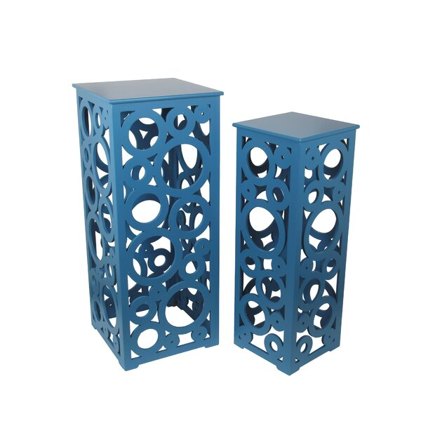 Schuster Block Nesting Tables By Longshore Tides