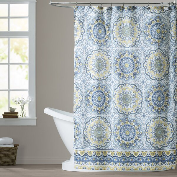 Brayson Shower Curtain by Zipcode Design