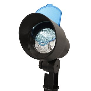 1-Light Spot Light By Gama Sonic Outdoor Lighting