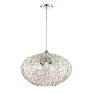 Comparison Ayana 4-Light Globe Chandelier By Brayden Studio