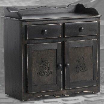 Carver 2 Door Accent Cabinet