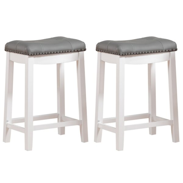 Brought 24 Bar Stool Set Of 2 By Three Posts.