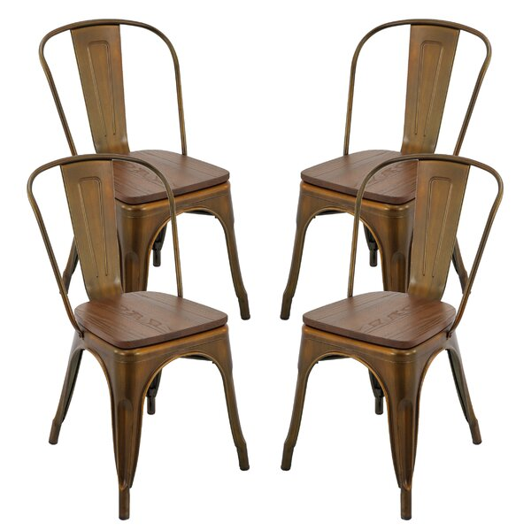 Schafer Brage Dining Chair (Set of 4) by Williston Forge