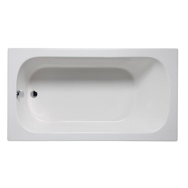 Miro 72 x 32 Drop in Soaking Bathtub by Americh