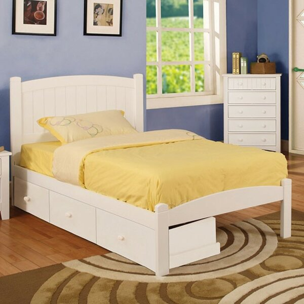 Richwood Sleigh Bed by Harriet Bee