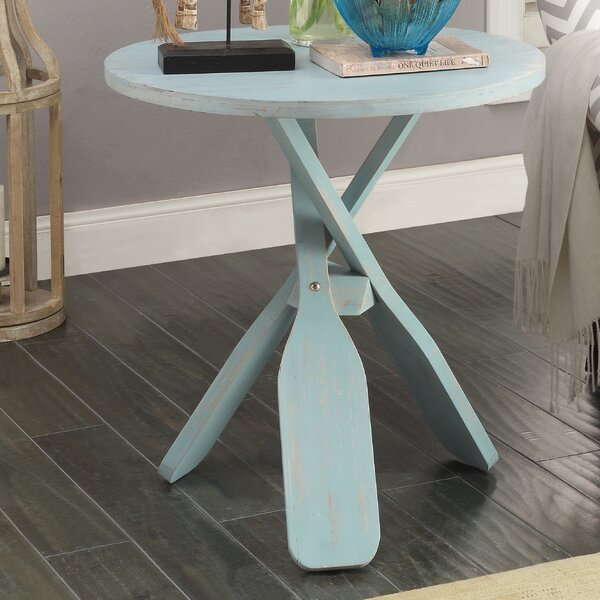 Emig End Table by Highland Dunes