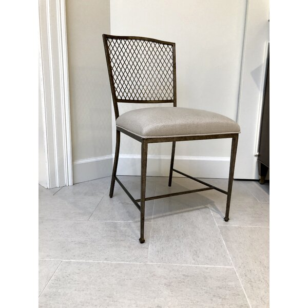 Willow Upholstered Metal Side Chair in Dapple (Set of 2) by Stanley Furniture Stanley Furniture