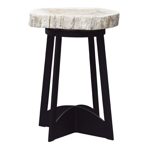 Alfresco Living Petrified Aluminum Side Table by Tommy Bahama Outdoor